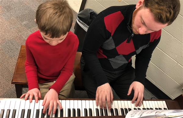 District is Recognized for Music Education- Video in story